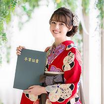 卒業袴写真ギャラリー