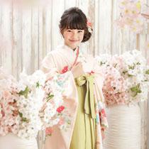小学生卒業袴写真ギャラリー